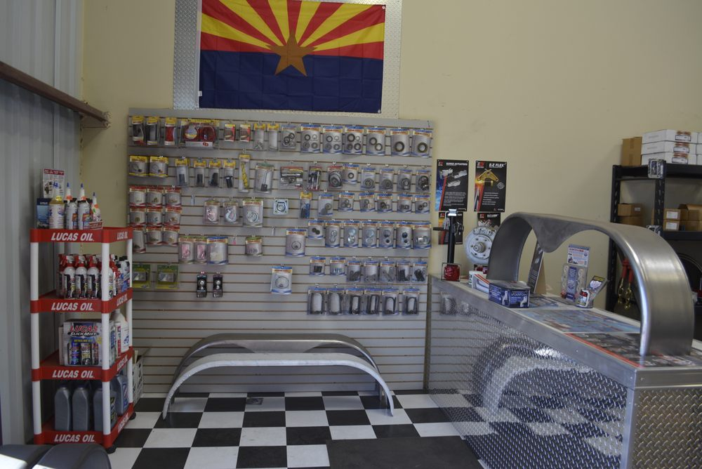 BHC Trailers: 4081 S Arcadia Ln, Fort Mohave, AZ