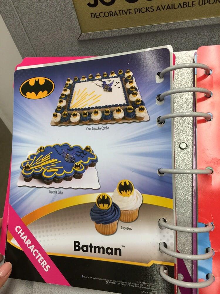 Sam S Batman Cake