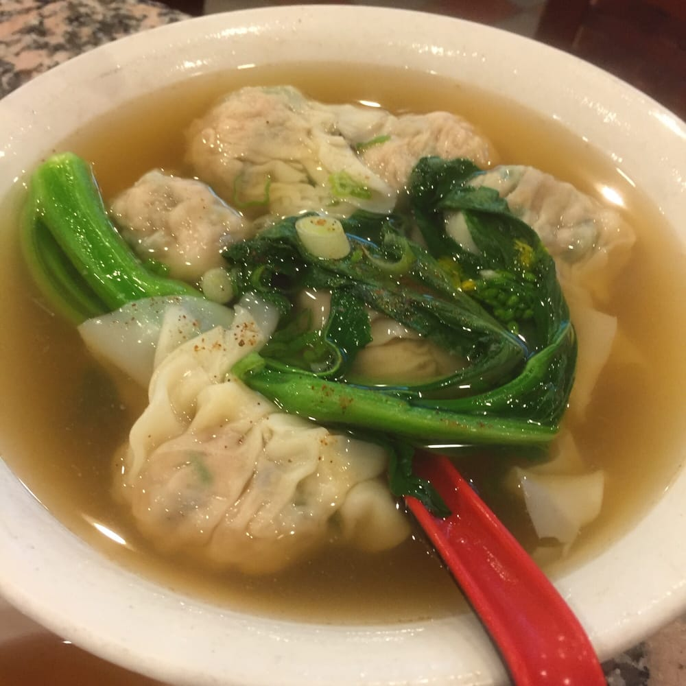 Xo Kitchen: Sui Gao Dumplings In Soup