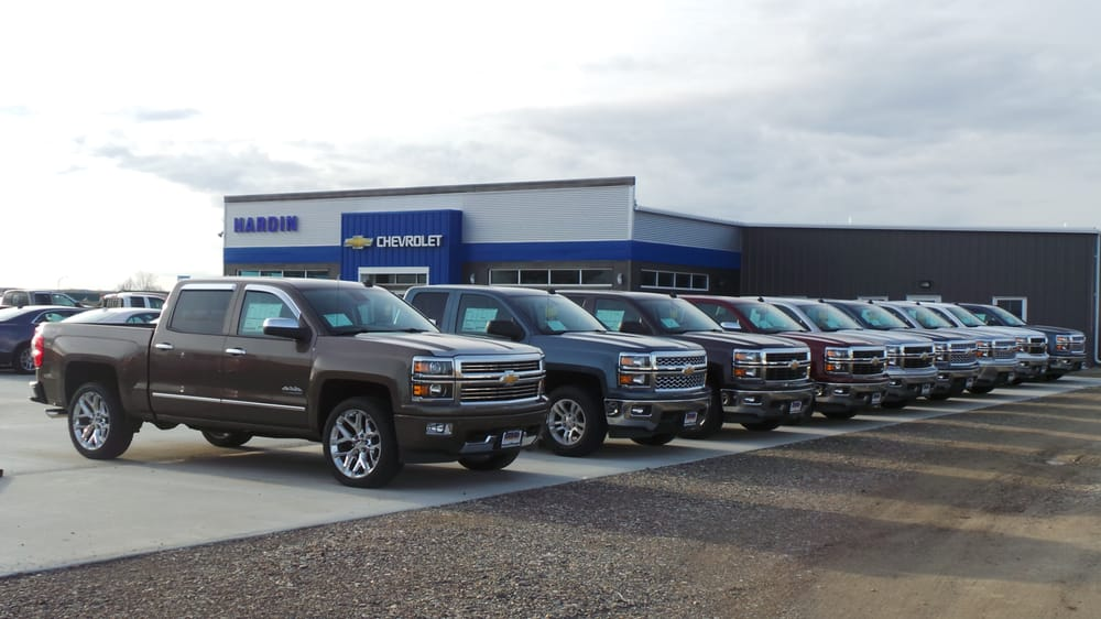 Hardin Chevrolet: 307 Park Rd, Hardin, MT