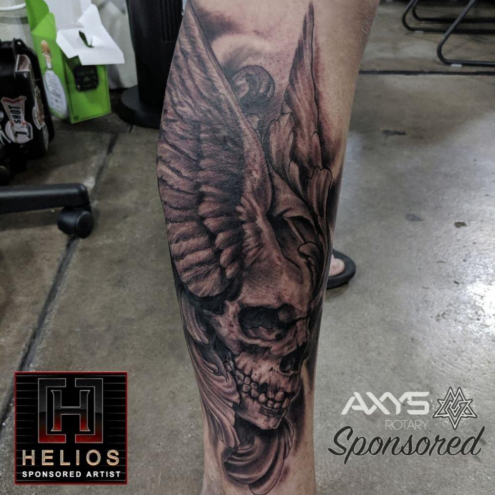 Divine Rite Tattoo: 563 Farrington Hwy, Kapolei, HI