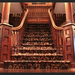 Giulio's Restaurant - Tappan, NY, United States. Grand Staircase