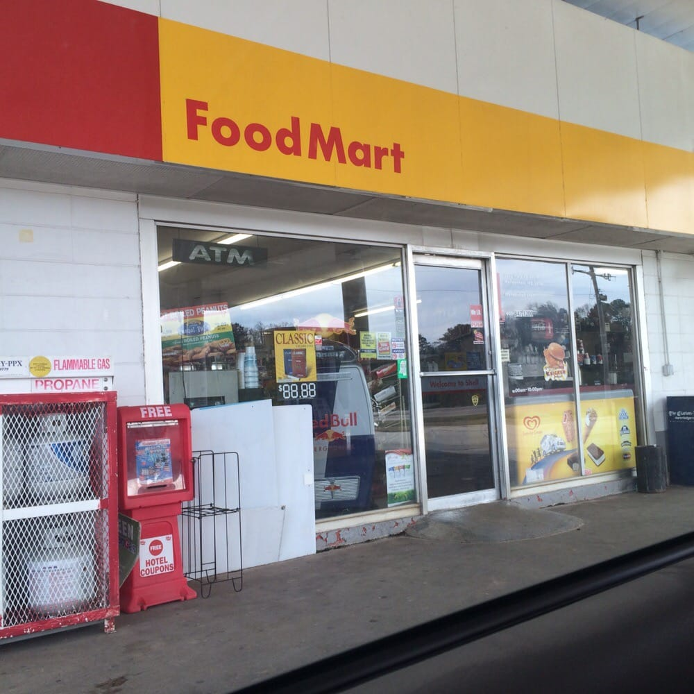 Shell Food Mart: 3272 Hwy 49 S, Mendenhall, MS