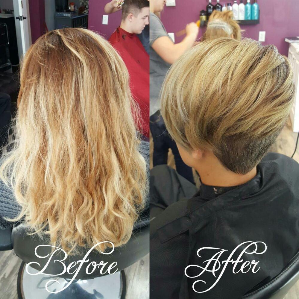 First Impressions Hair Design: 4 S Main St, Churchville, NY