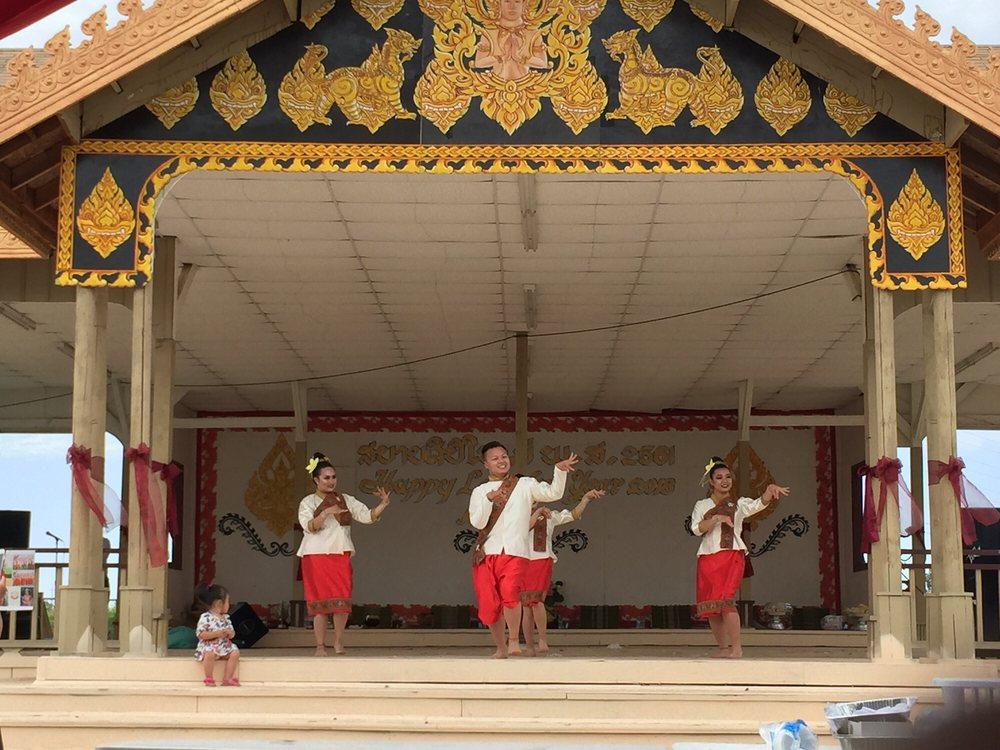Lao Dhamma Sacca Temple