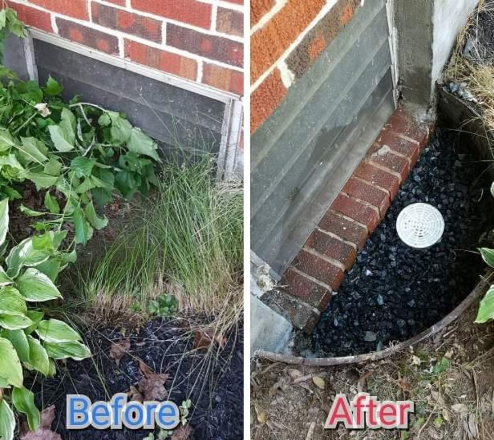Armored Basement Waterproofing 27 Photos 28 Reviews Finished With French Drain Diagram Take Me Back To Pipe 9942 Bird River Rd Baltimore Md Phone Number Yelp