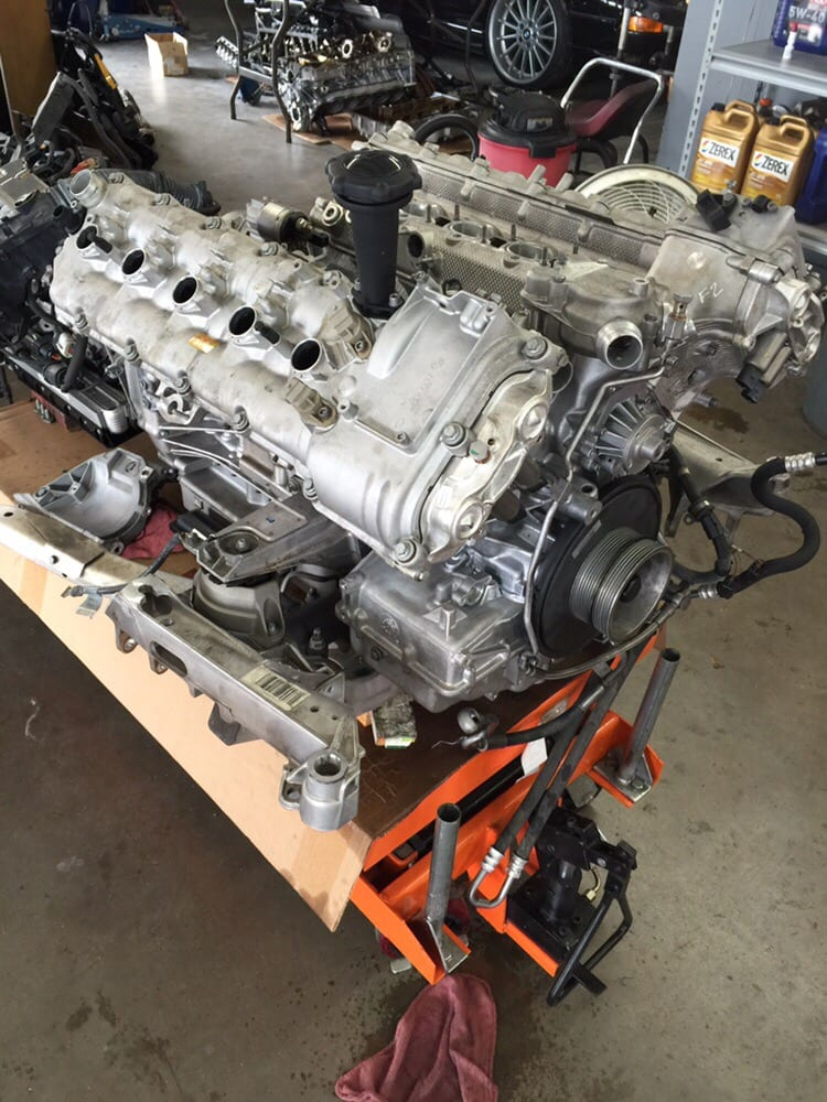 BMW M5 Engine Rebuild Problems And Solutions