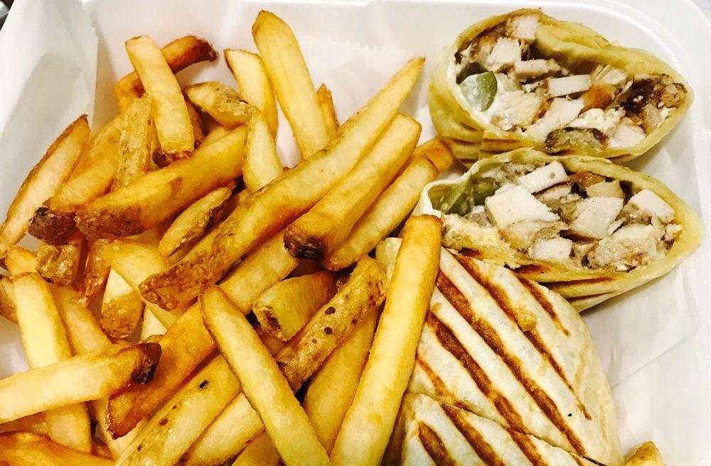 Shawarma On The Run: 93 Terry Pkwy, Terrytown, LA
