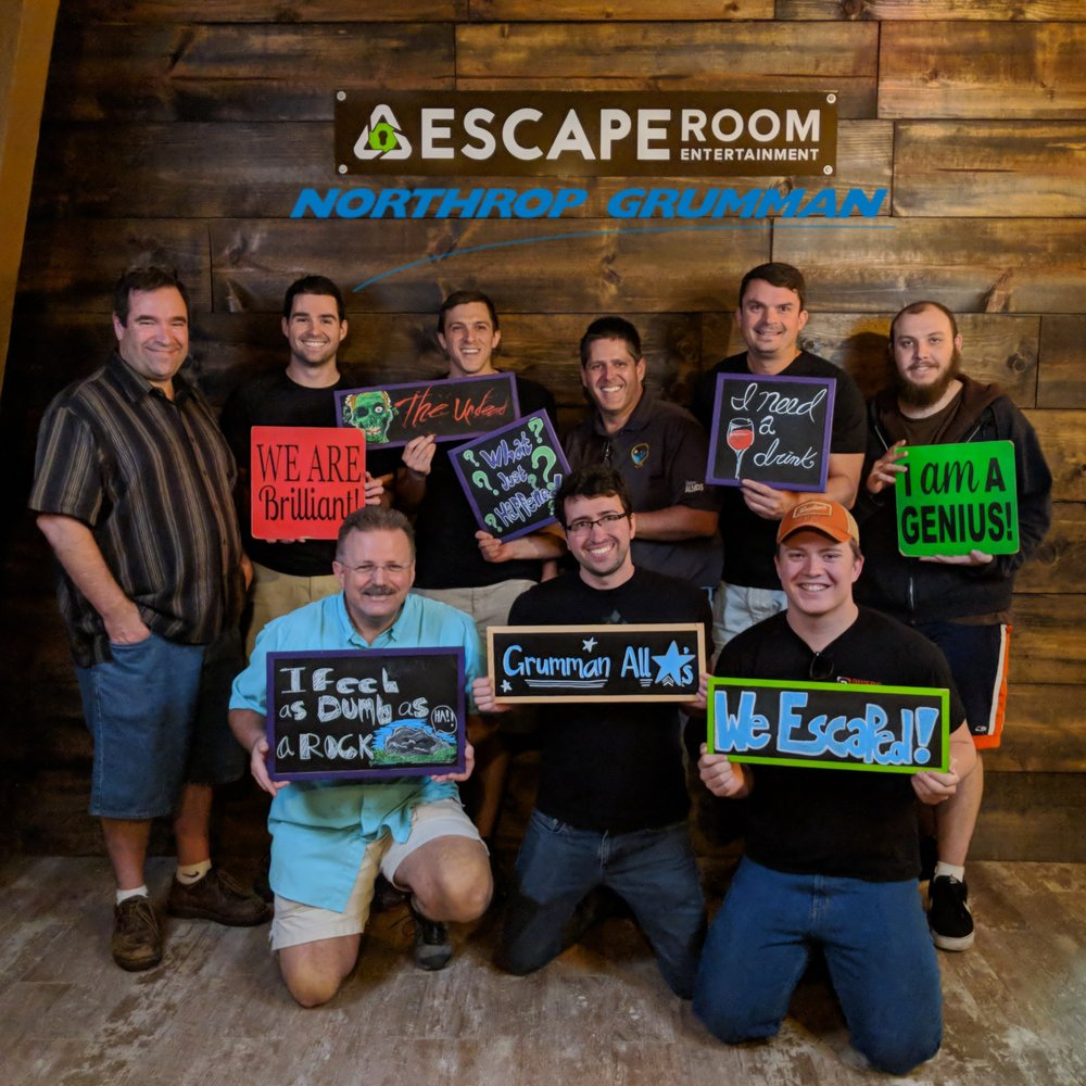 Escape Room Entertainment: 630 S Wickham Rd, West Melbourne, FL