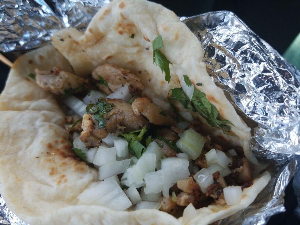 Tacos El Trailero: 14343-14429 Interstate 35 Access Rd, Von Ormy, TX