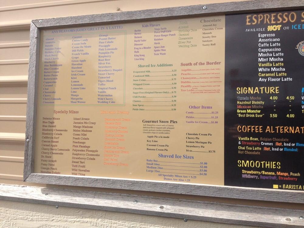 Black N Tan Coffee Company: 1612 S Muskogee Ave, Tahlequah, OK