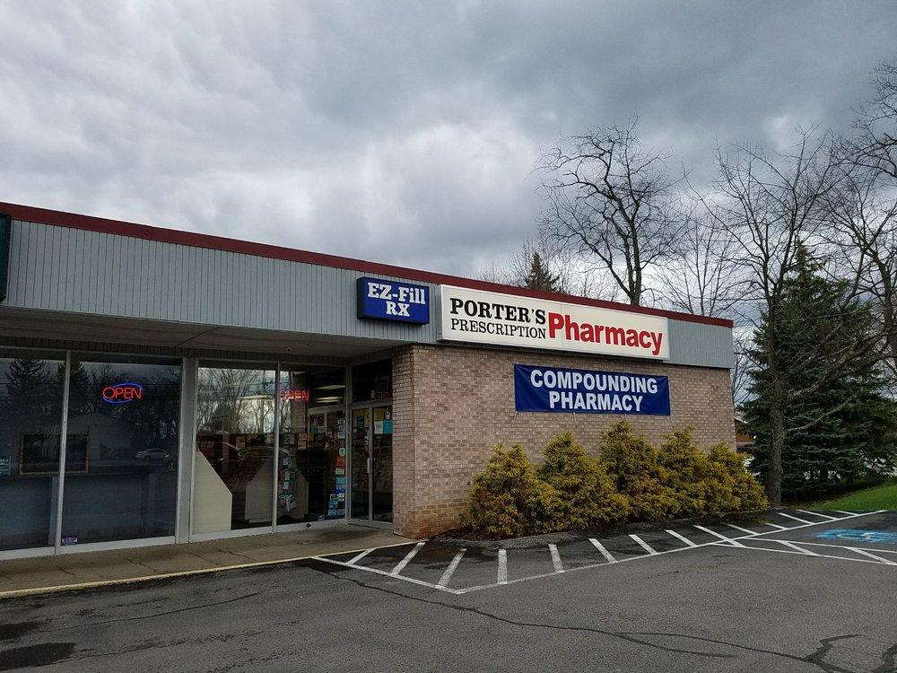 Porter's Prescription Pharmacy: 935 Beaver Grade Rd, Moon Township, PA