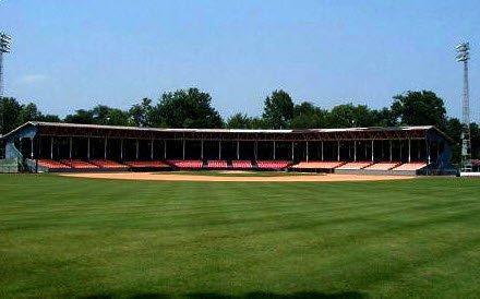Huntingburg League Stadium: 203 S Cherry St, Huntingburg, IN