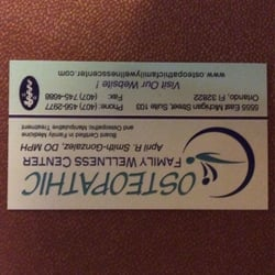 Osteopathic Family Wellness Center - Osteopathic Physicians
