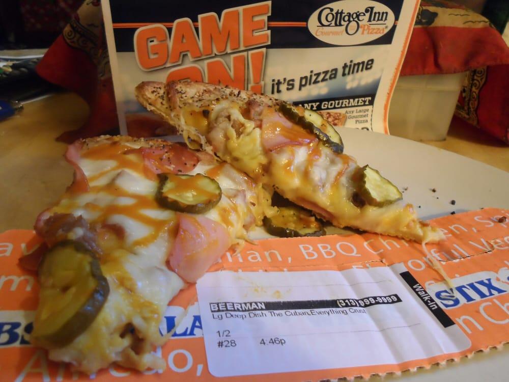Cottage Inn Pizza: 3356 Fort St, Lincoln Park, MI