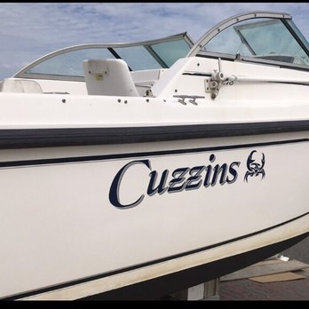 Island Boat Lettering - 25 Photos - Boating - 11 Islip Ct