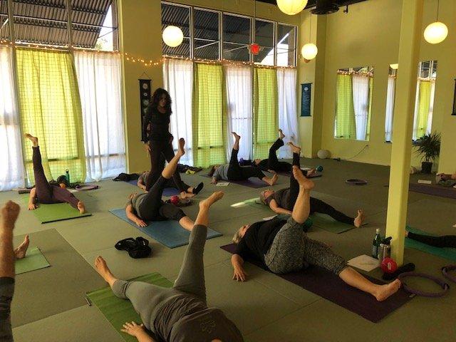 breathe.yoga studio: 5300 Peachtree Rd, Atlanta, GA