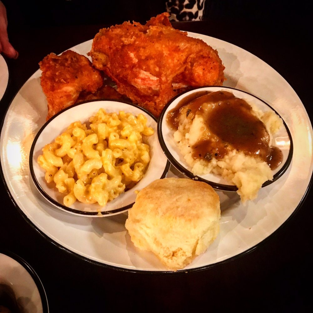 Food from Southern Grit