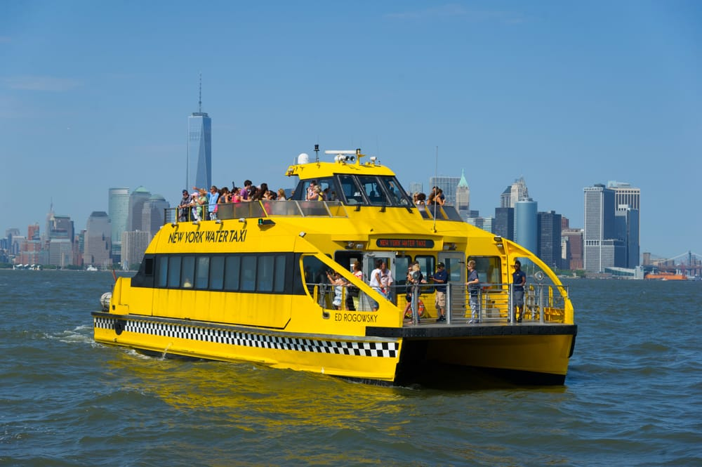 New York Water Taxi: 459 12th Ave, New York, NY