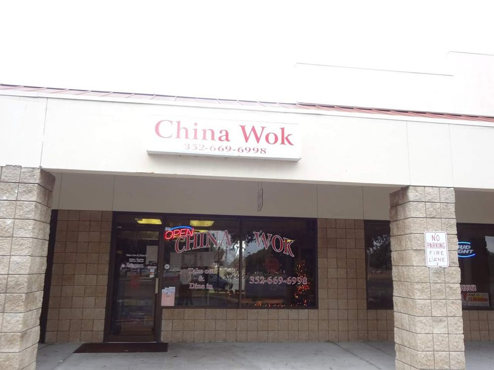 China Wok: 935 N Central Ave, Umatilla, FL