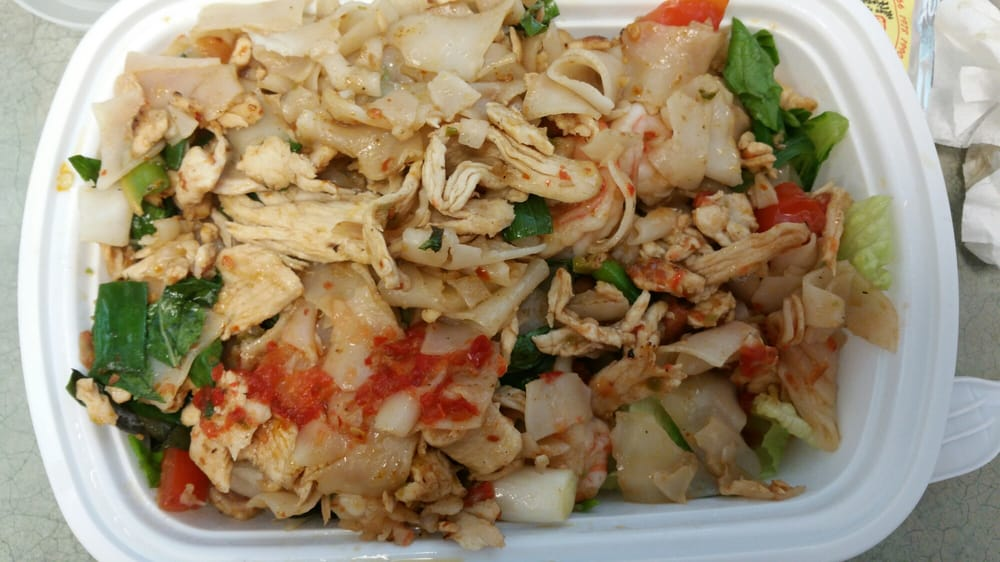 Thai Food Delivery Bakersfield