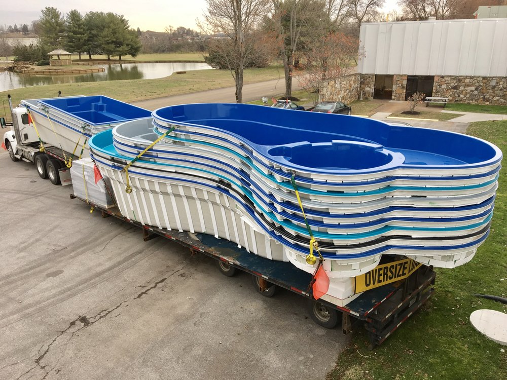 High Quality Composite Swimming Pools Manufactured At Our