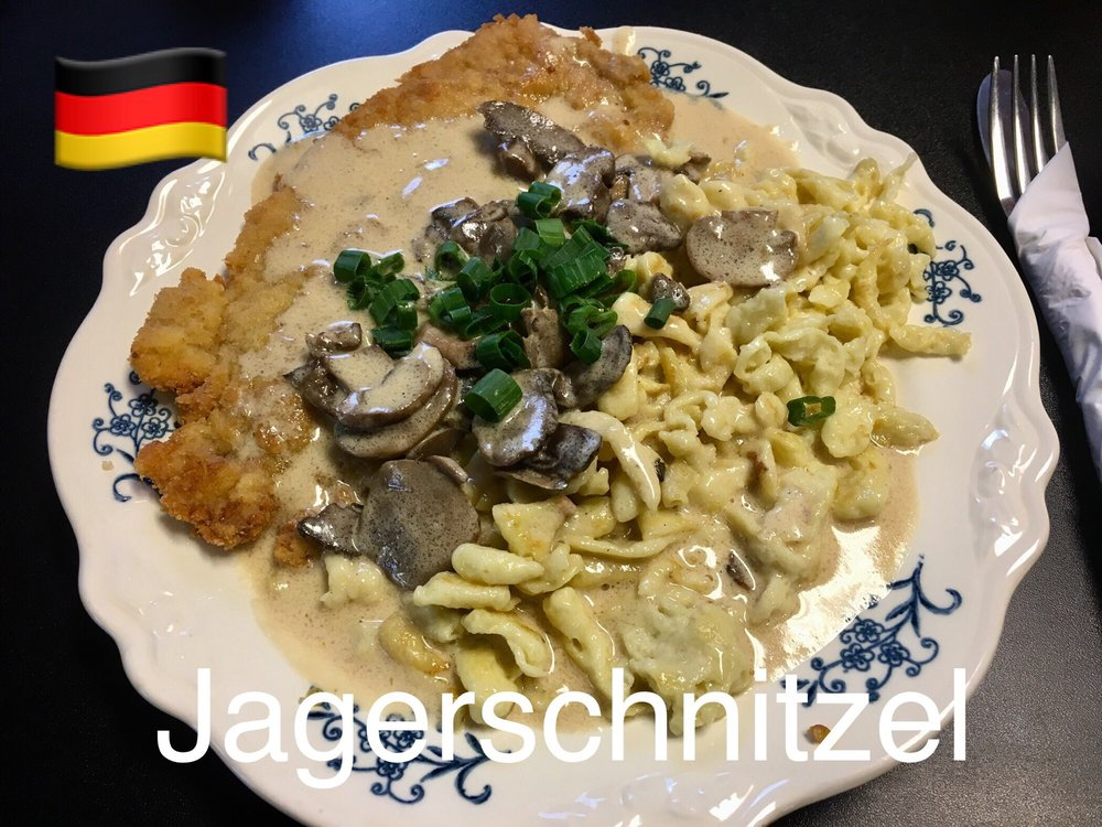 Food from Josie's German Cafe and Market