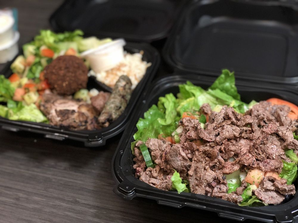 Sittoo's Pita & Salad