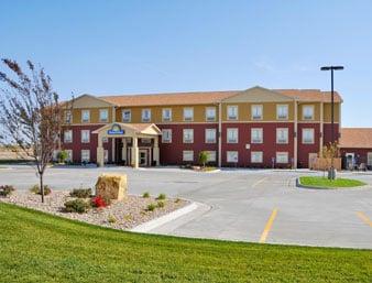 Days Inn by Wyndham Ellis: 205 North Washington Street, Ellis, KS