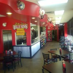 Billy Sims Bbq Barbeque 1624 S Division St Guthrie Ok