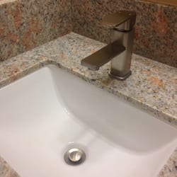 Photo Of Selective Stone Honolulu Hi United States Porcelain Under Mount Sink