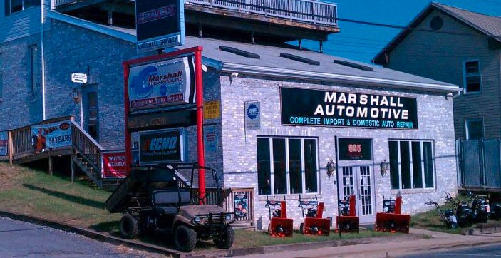 Marshall Automotive: 825 S Potomac St, Hagerstown, MD