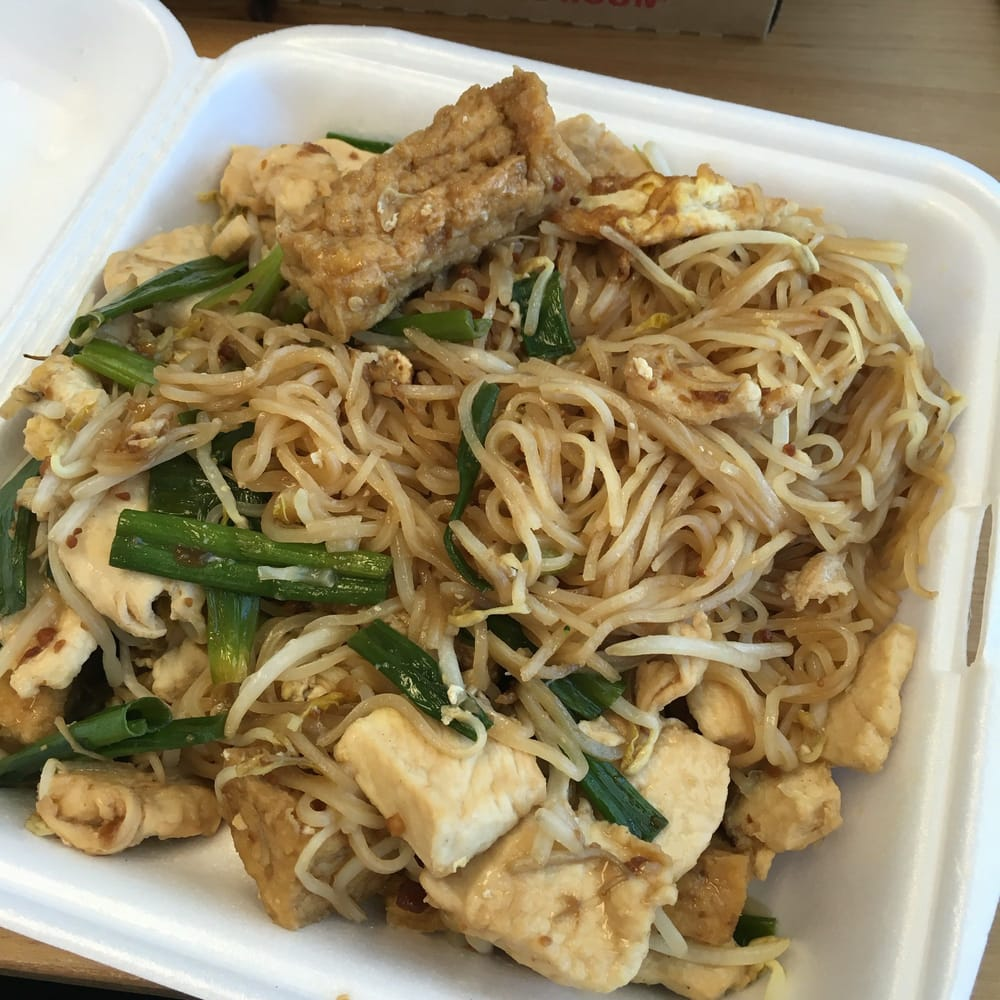 The chicken pad thai is so flavorful i didn 39 t have to a for Asian cuisine and pho