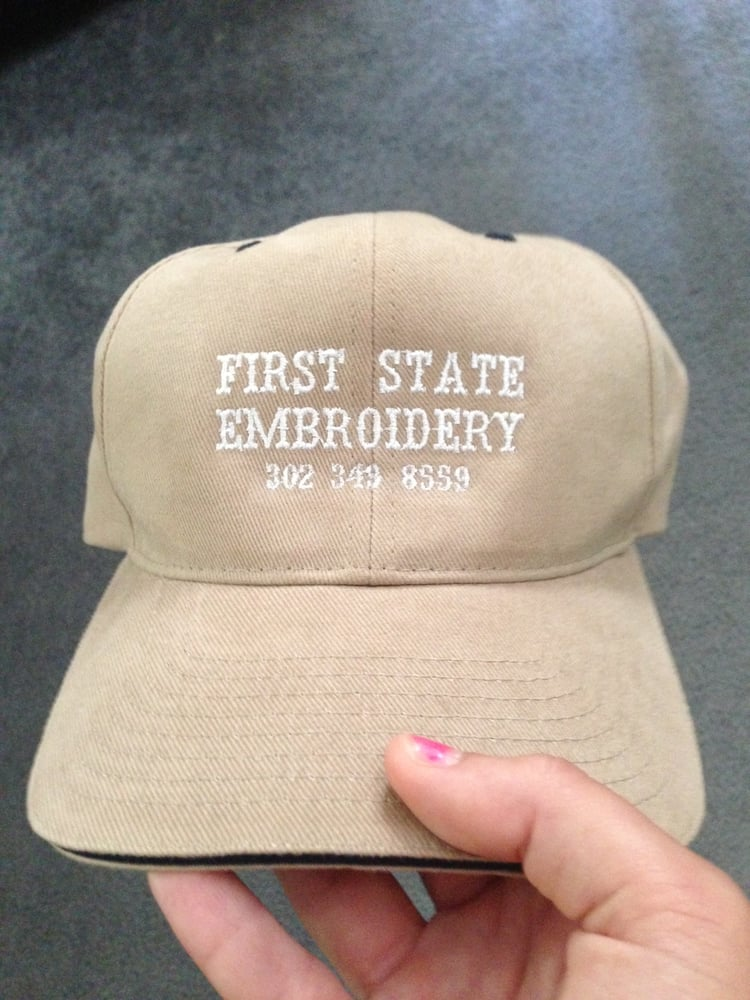 First State Embroidery: Greenwood, DE