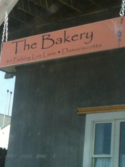 The Bakery: 85 Parking Lot Ln, Damariscotta, ME