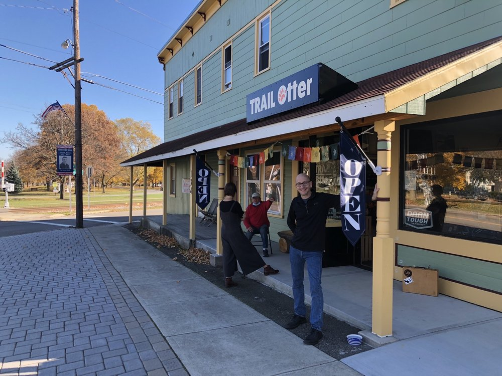 Trail Otter: 134 Main St, Leicester, NY