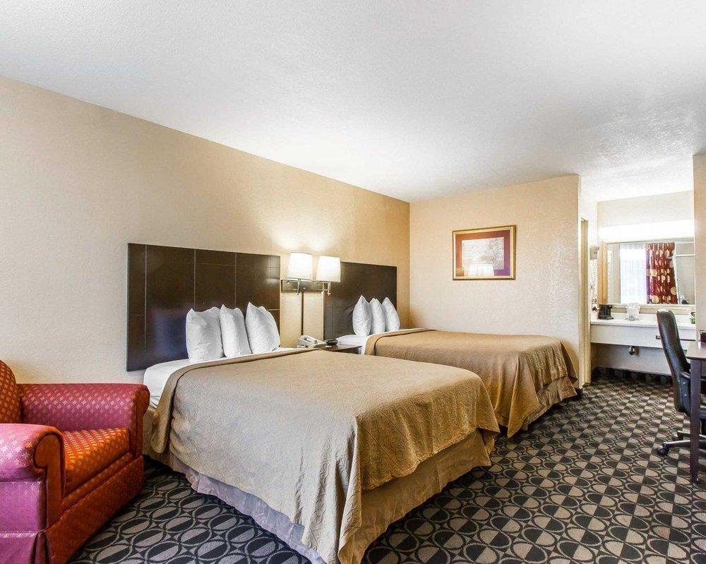 Quality Inn: 400 NE Ja Richardson Lp, Ada, OK