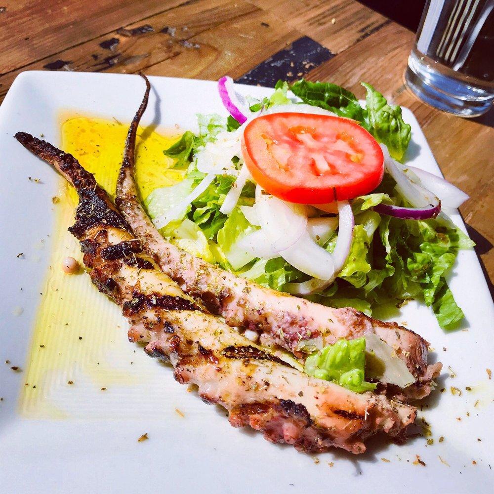 Yamas Greek Eatery: 1 S 1st Ave, Walla Walla, WA