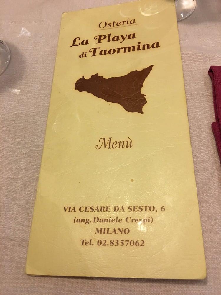 La Playa di Taormina