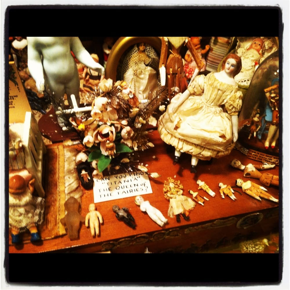 Angels Attic Closed Museums 516 Colorado Ave Santa