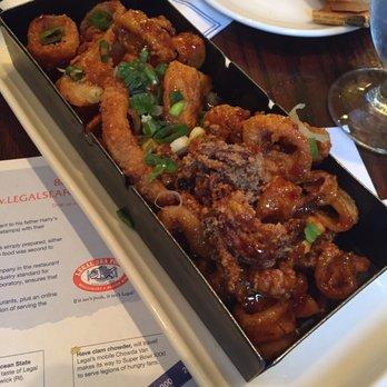 Legal Sea Foods Arlington Va Menu