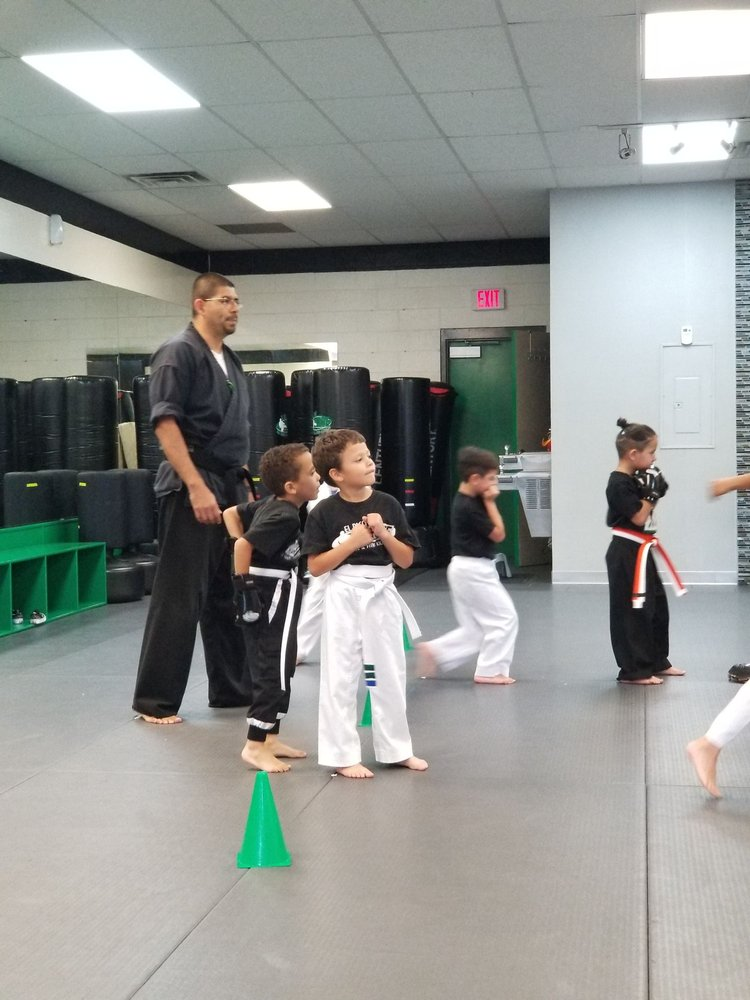 El Paso Karate: 10710 Gateway Blvd N, El Paso, TX