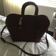 7a56a83bf87 Purse from Coach Photo of Coach - Rosemont, IL, United States. This apple a  day (