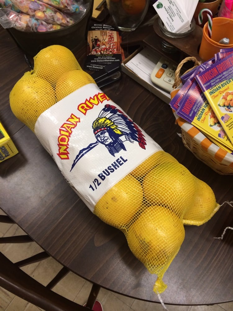 Davidson Bros Indian River Fruit Store