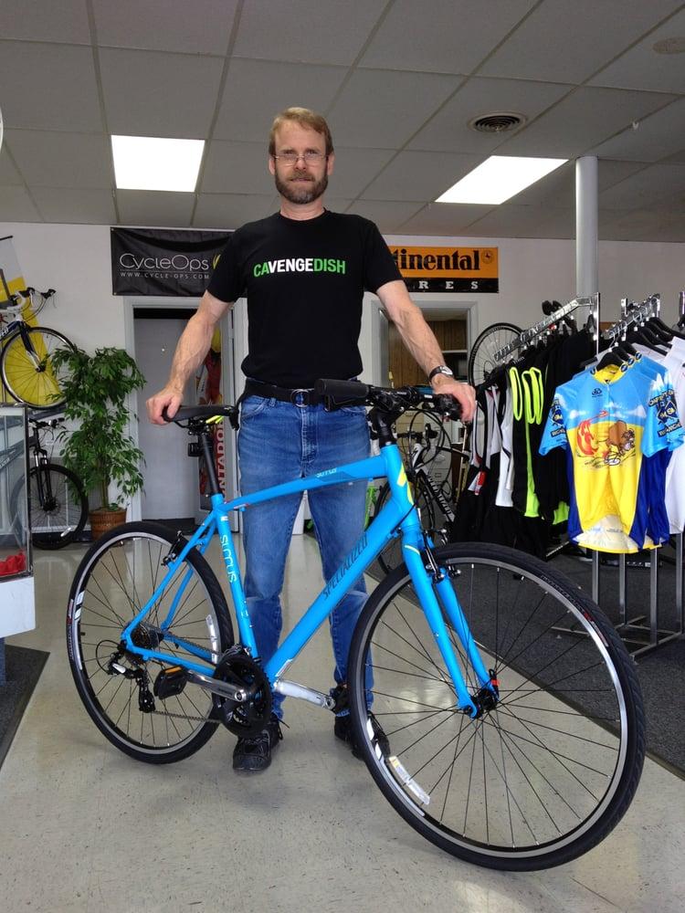 Continental Cyclery: 791 N W St, Wichita, KS