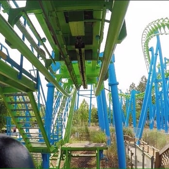 Photo Of Wild Adventures Theme Park Valdosta Ga United States Rider S View