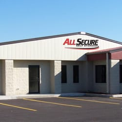 Merveilleux Photo Of All Secure Self Storage   South Bend, IN, United States