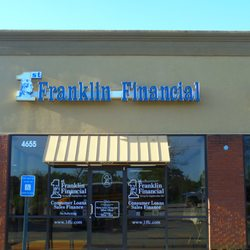 1st Franklin Financial - 4655 N Henry Blvd, Stockbridge, GA