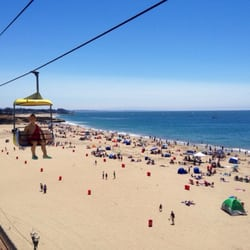 Photo Of Santa Cruz Beach Boardwalk Ca United States Beautiful