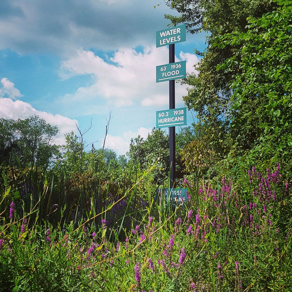 Fanny Stebbins Memorial Wildlife Refuge: Corner of Bark Haul Rd & Pondside Rd, Longmeadow, MA